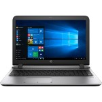 "ProBook 450 G3 - Core i7 6500U / 2.5 GHz - Win 7 Pro 64-bit (includes Win 10 Pro 64-bit License) - 8 GB RAM - 500 GB Hybrid Drive - DVD SuperMulti - 15.6"" 1920 x 1080 (Full HD) - HD Graphics 520 - Wi-Fi"