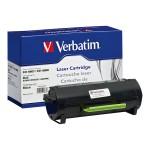 Black - remanufactured - toner cartridge (alternative for: Dell 331-9808, Dell 331-9807) - for Dell Laser Printer B3460dn