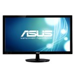 """VS247H-P - LED monitor - 23.6"""" - 1920 x 1080 FullHD - 300 cd/m2 - 2 ms - HDMI, DVI-D, VGA - black (Open Box Product, Limited Availability, No Back Orders)"""