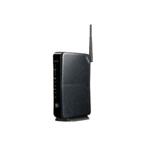 MacMall | Zyxel VMG4325-B10A IEEE 802 11n VDSL2, Ethernet Modem/Wireless  Router - 2 40 GHz ISM Band - 2 x Antenna(1 x Internal/1 x External) - 300
