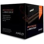 Advanced Micro Devices Black Edition -  FX 8350 - 4 GHz - 8-core - 8 threads - 8 MB cache - Socket AM3+ - Box FD8350FRHKHBX