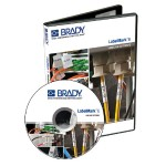 Brady People ID LabelMark 6 Professional Software - CD - Upgrade from LabelMark 6 Standard (single-user license) LM6UPGRCD