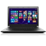 "B50-80 80LT Intel Core i3-4005U Dual-Core 1.70GHz Notebook - 4GB RAM, 500GB HDD, 15.6"" HD LED, Gigabit Ethernet, 802.11b/g/n, Bluetooth, Webcam, 4-cell 32Wh Li-Ion, Black (Open Box Product, Limited Availability, No Back Orders)"