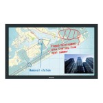 "TH-80BF1U - 80"" Class LED display - digital signage / interactive communication - with touchscreen - 1080p (Full HD) - edge-lit - black"