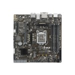 P10S-M WS - Motherboard - micro ATX - LGA1151 Socket - C236 - USB 3.0 - 2 x Gigabit LAN - onboard graphics (CPU required) - HD Audio (8-channel)