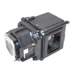 ELPLP46-OEM, V13H010L46-OEM (Ushio Bulb) - Projector lamp (equivalent to: ELPLP46) - 275 Watt - 2000 hour(s) - for Epson EB-G5200WNL, EB-G5350NL