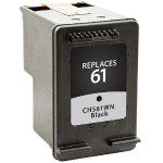 Black - OEM - ink cartridge (equivalent to: HP 61) - for HP Deskjet 10XX, 15XX, 25XX, Ink Advantage 1515; Envy 45XX, 55XX; Officejet 2620, 46XX