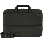 "Dritta Slim 15.6""/17"" Notebook Bag (Black)"