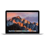 "Apple MacBook 12"" with Retina Display, Intel 1.1GHz Dual-Core Intel Core m3 processor, 8GB RAM, 256GB PCIe-based flash storage & Intel HD Graphics 515 - Silver - Early 2016 MLHA2LL/A"