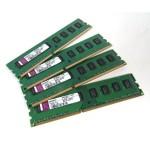 32GB 2400MHz DDR4 ECC Reg CL17 DIMM (Kit of 4) 1Rx4