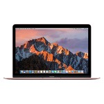 "MacBook 12"" with Retina Display, Intel 1.1GHz Dual-Core Intel Core m3 processor, 8GB RAM, 256GB PCIe-based flash storage & Intel HD Graphics 515 - Rose Gold - Early 2016"