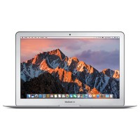 "Apple MacBook Air - Core i5 1.6 GHz - OS X 10.12 Sierra - 8 GB RAM - 128 GB flash storage - 13.3"" 1440 x 900 - HD Graphics 6000 - Wi-Fi - kbd: English MMGF2LL/A"