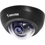 FD8166A-F2-B - Network surveillance camera - dome - color - 10/100 - MJPEG, H.264