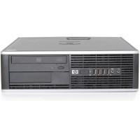 HP Inc. 8200 Elite Intel Core i5-2400 Quad-Core 3.10GHz Small Form Factor Desktop - 8GB RAM, 2TB HDD, DVD-ROM, Gigabit Ethernet - Refurbished RB-729910987422