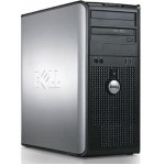 Dell OptiPlex 780 Intel Core 2 Quad Q9650 3.00GHz Mini Tower Desktop - 8GB RAM, 1TB HDD, DVD+/-RW, Gigabit Ethernet - Refurbished PC1-0496