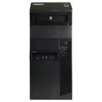 Lenovo ThinkCentre M91p Intel Core i5-2400 Quad-Core  3.10GHz Tower Desktop - 8GB RAM, 2TB HDD, DVD-ROM, Gigabit Ethernet - Refurbished RB-729910987477