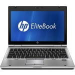 "EliteBook 2560p Intel Core i5-2520M Dual-Core 2.50GHz Notebook PC - 4GB RAM, 120GB SSD, 12.5"" Active Matrix TFT Color LCD, DVD-ROM, Gigabit Ethernet - Refurbished"
