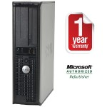 OptiPlex 745 Intel Core 2 Duo 1.86GHz Desktop - 2GB RAM, 80GB HDD, DVD-ROM, Gigabit Ethernet - Refurbished