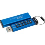 64GB Keypad USB 3.0 DT2000, 256bit AES Hardware Encrypted
