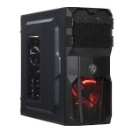 COUGAR MX200 GAMING MID TOWER CASE