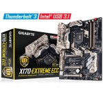 GIGA-BYTE Technology LGA 1151 Intel C236 HDMI SATA 6Gb/s USB 3.1 USB 3.0 ATX Intel Thunderbolt 3 Certified C236 Chipset  Motherboard GA-X170-EXTREMEECC