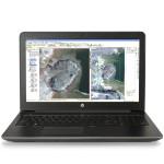 """ZBook 15 G3 Mobile Workstation - Core i7 6700HQ / 2.6 GHz - Win 7 Pro 64-bit - 16 GB RAM - 512 GB SSD  Z Turbo Drive - 15.6"""" IPS 1920 x 1080 (Full HD) - Quadro M2000M / HD Graphics 530 - Wi-Fi, Bluetooth - space silver - kbd: US"""