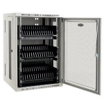48-Port USB Tablet Charging Station (White)