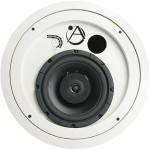 8inch Coaxial Speaker System with 70.7V/100V-60W Transformer and 8-Ohms Bypass