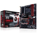 GA-970-Gaming SLI - 1.0 - motherboard - ATX - Socket AM3+ - AMD 970 - USB 3.0, USB 3.1 - Gigabit LAN - HD Audio (8-channel)