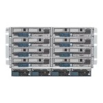 UCS 5108 Blade Server Chassis SmartPlay Select - Rack-mountable - 6U - up to 8 blades - power supply - hot-plug 2500 Watt - with 2 x UCS 6324 Fabric Interconnect