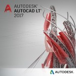 AutoCAD LT 2017 Government New Single-user ELD 3-Year Subscription with Advanced Support