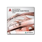 AutoCAD Electrical 2017 Government New Single-user Additional Seat Quarterly Subscription with Advanced Support
