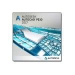 AutoCAD P&ID 2017 Government New Single-user ELD Quarterly Subscription with Basic Support