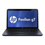 "Pavilion G7-2312NR - A6 4400M / 2.7 GHz - Win 8 64-bit - 6 GB RAM - 1 TB HDD - DVD SuperMulti - 17.3"" HD+ BrightView 1600 x 900 (HD+) - Radeon HD 7520G"