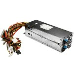 XEAL IX-600S2UPD8 - Power supply ( internal ) - 80 PLUS - AC 100-240 V - 600 Watt - active PFC - 2U