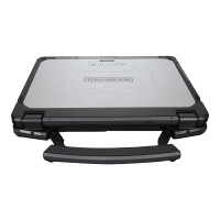 "Panasonic Toughbook 20 - Tablet - with keyboard dock - Core m5 6Y57 / 1.1 GHz - Win 10 Pro - 8 GB RAM - 256 GB SSD - 10.1"" IPS touchscreen 1920 x 1200 - HD Graphics 515 - Wi-Fi, Bluetooth - 4G - rugged CF-20C5-02VM"