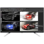 "43"" Brilliance 4K Ultra HD LCD Display"