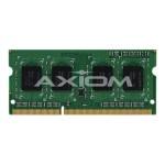 AX - DDR3L - 4 GB - SO-DIMM 204-pin - 1600 MHz / PC3L-12800 - 1.35 V - unbuffered - non-ECC - for Intel Next Unit of Computing Kit NUC5CPYH, NUC5i5RYK, NUC5I7RYH, NUC5PGYH
