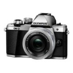 OM-D E-M10 Mark II - Digital camera - mirrorless - 16.1 MP - 1080p / 60 fps - 3x optical zoom M.Zuiko Digital 14-42mm II R lens - Wi-Fi - silver
