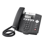 Polycom SoundPoint IP 450 - VoIP phone - SIP - 3 lines 2200-12450-225