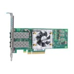 Qlogic FastLinQ QL45212HLCU-CK - Network adapter - PCIe 3.0 x8 low profile - 25 Gigabit Ethernet x 2 QL45212HLCU-CK