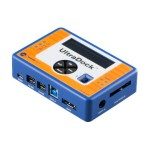 WiebeTech UltraDock v5.5 - Storage controller - ATA / SATA 3Gb/s - 300 MBps - eSATA 3Gb/s, FireWire 800, USB 2.0, USB 3.0
