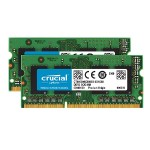 Crucial 2-16GB DDR3L-1866 SODIMM 1.35V CL13 CT2K16G3S186DM
