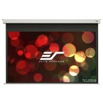 "Elite Screens Evanesce B Series Projector Screen - 16:9 - 110"" Diagonal (96.0""W x 54.0""H) - 12"" Top Black Masking EB110HW2-E12"