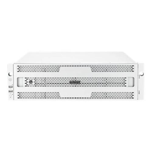 PCM   Promise, Vess J2600sD - Hard drive array - 64 TB - 16 bays (SATA-600  / SAS-2) - HDD 4 TB x 16 - SAS 6Gb/s (external) - rack-mountable - 3U,