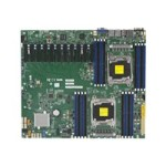 SUPERMICRO X10DRX - Motherboard - LGA2011-v3 Socket - 2 CPUs supported - C612 - USB 3.0 - 2 x Gigabit LAN - onboard graphics