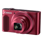 PowerShot SX620 HS - Digital camera - compact - 20.2 MP - 1080p / 30 fps - 25x optical zoom - Wi-Fi, NFC - red