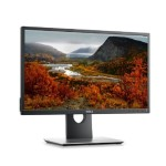 "Professional P2217H 22"" LED Monitor - Black"