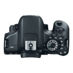 EOS Rebel T6i - Video Creator Kit - digital camera - SLR - 24.2 MP - APS-C - 1080p - 3x optical zoom EF-S 18-55mm IS STM lens - Wi-Fi, NFC - with RODE VideoMic GO