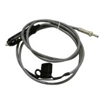 DS-DA-316 - Power cable - DC jack (M) to cigarette lighter (M)